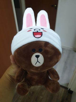 LINE Bear Soft Toy