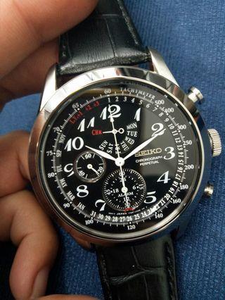 Seiko Chronograph Perpetual