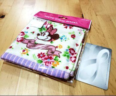 Tokyo Disney Minnie Towel