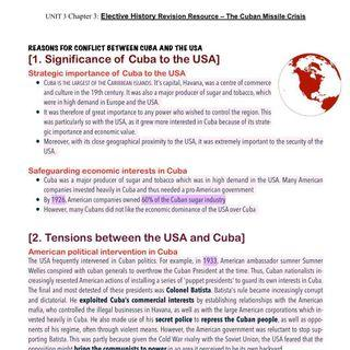 History O / N Level Notes (elective or core history) (combined humanities) Sec 3 or 4 students
