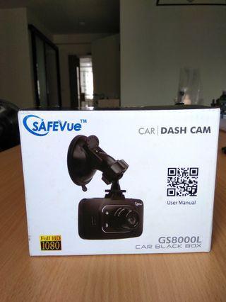 Safevue GS8000L Camera Car Dash