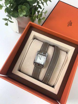 🌈⛄️New Almost Super Value Hermes Watch