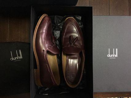 Authentic Dunhill Tassle Loafers