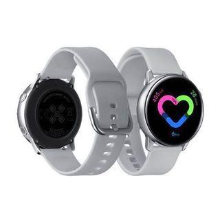 Brand New Original Samsung Galaxy Active Silver Smart Watch