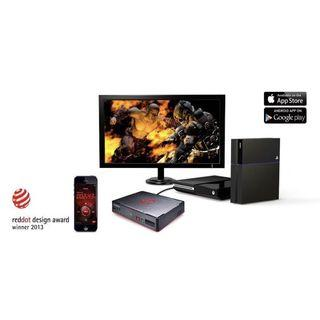 AVerMedia Game Capture HD 2, High Definition 1080p, Record, Commentate, Edit and Upload without a PC, Stand Alone Video Recorder, PVR, DVR