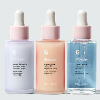 Glossier Action-Packed Serums