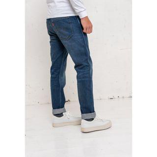 32腰 LVC 606 Levi's Vintage Clothing 60年代橘標 土耳其製 復刻大E 牛仔褲 古著