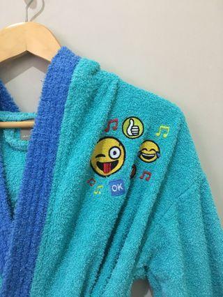 Emoji Bathrobe