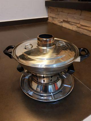 Steamboat Pot Charcoal