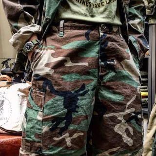 美軍 - W31 美國製 迷彩 軍褲 ARMY CAMO Wtaps Workware M65 Bape Madness
