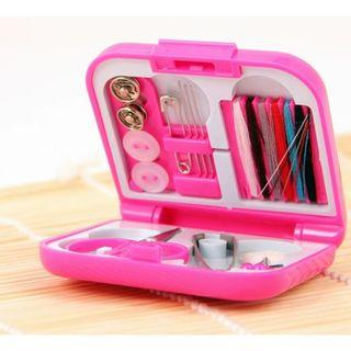 MAILED 2@$5- Portable Travel Sewing Kit Emergency Light Travelling Sales Clearance Flea