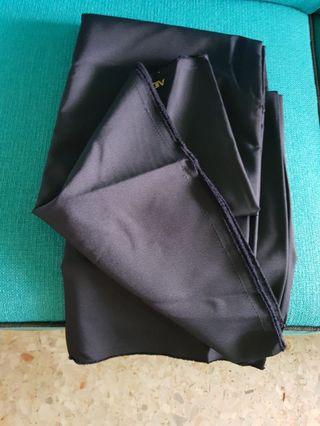 Cloth Material to stitch Navy Blue