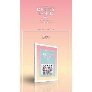 [PREORDER] BERRY GOOD 3rd Mini Album - FANTASTIC
