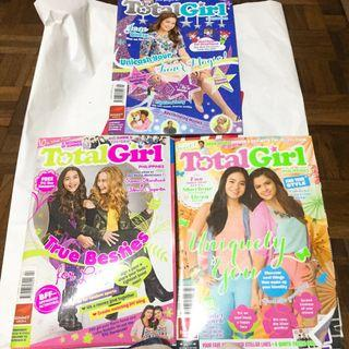 Total Girl Magazines