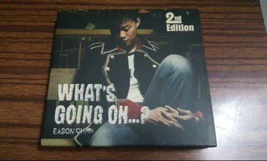 陳奕迅-what's going on 2nd edition
