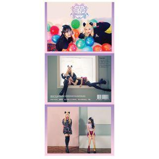 [PREORDER] ROCKIT GIRL Album - EP CAT