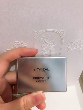 Loreal brow artist kit