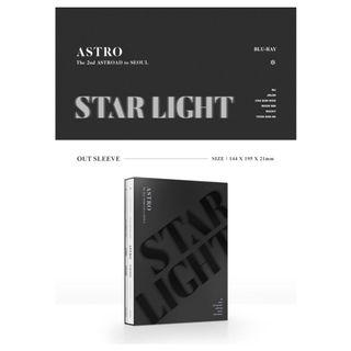 [PREORDER] ASTRO THE 2nd - ASTROROAD TO SEOUL [STAR LIGHT] Blu-ray
