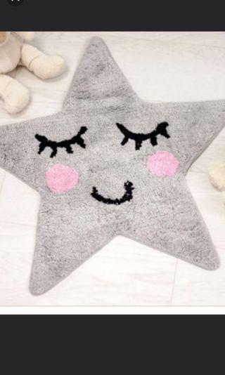 Sweet dreams Star Rug - BNIB