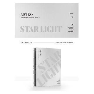 [PREORDER] ASTRO THE 2nd - ASTROROAD TO SEOUL [STAR LIGHT] DVD