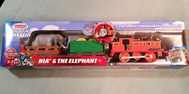 Fischer Price Thomas and Friends - Nia and the Elephant