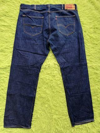 """Levi's 501 Big Size 44"""" Made in Mexico Jeans"""