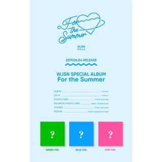 [PREORDER] WJSN SPECIAL ALBUM - FOR THE SUMMER
