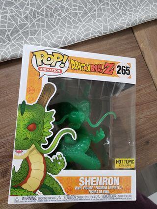 Funko Pop Dragon Ball Z Shenron (Jade)