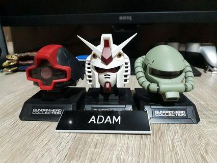 Gundam Head Collection