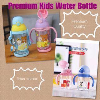 💌FREE MAILING💌 Premium Quality Kids water bottle Disney/ Rilakkuma
