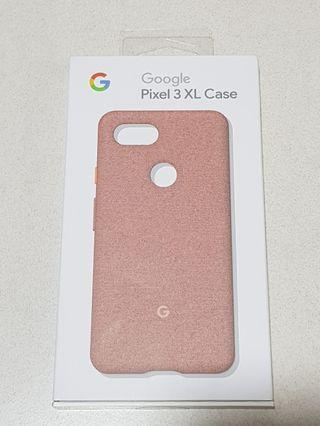 "Brand New Sealed Google Pixel 3XL Fabric Casing ""Pink Moon"""
