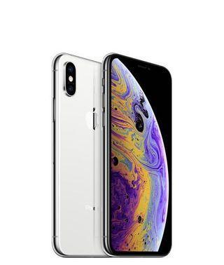 🚚 iPhone XS silver 64gb