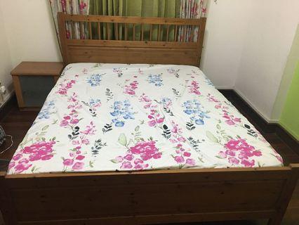 🚚 Queen Bed