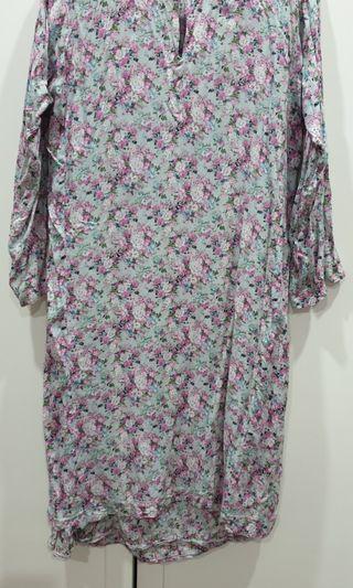 Baju Kurung Cotton size m