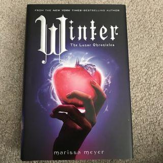 (Looking For): Winter (Hardcover) by Marissa Meyer