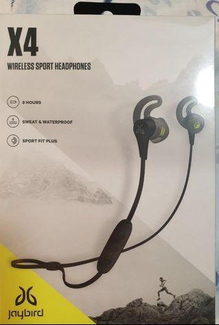 🚚 Jaybird X4 Wireless