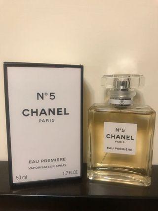 🚚 自製Chanel n5 eau première 分裝噴瓶2ml