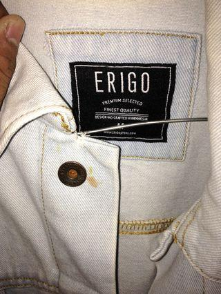 Jaket levis ERIGO