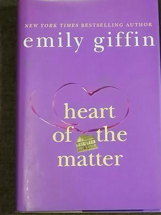 Heart of the Matter by Emily Griffin
