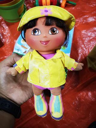 Soft toy/Doll Dora The Explorer (Inc Pos)