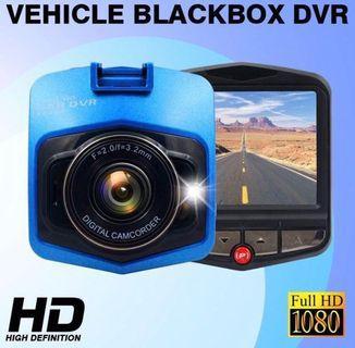 Vehicle Blackbox DVR 1080P (Car camera) - Black