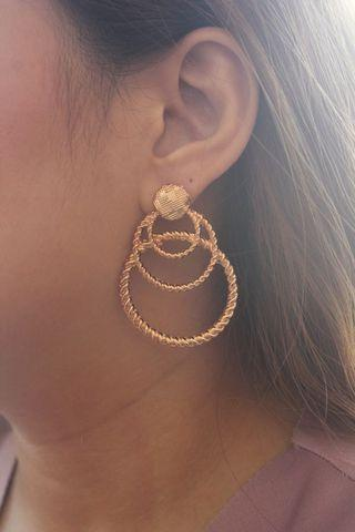 New Anting earrings fashion korea import