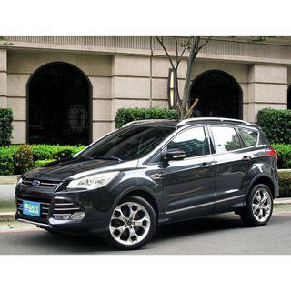 2014 Ford Kuga 2.0灰 全車原版件 四輪驅動 渦輪增壓 運動型休旅車