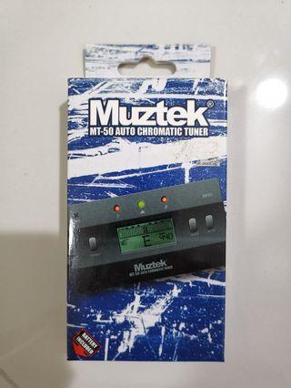 Muztek MT-50 Auto Chromatic Tuner