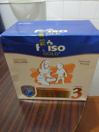 Friso Gold Stage 3 (1.2kg)