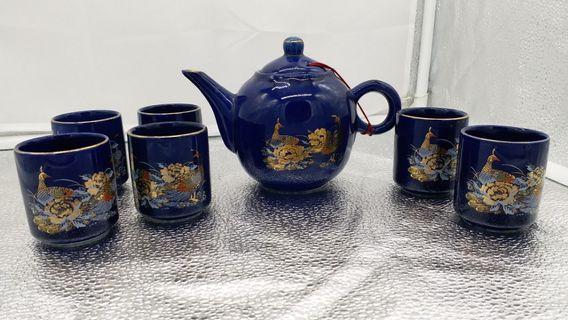 🚚 早期茶壺 杯子 299