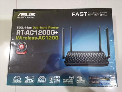Asus RT-AC 1200G+ router