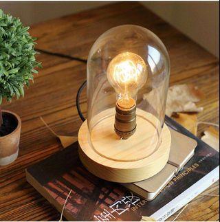 Art Decorative Glass Lamp