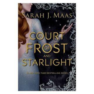 (Looking For):  A Court of Frost and Starlight by Sarah J Maas