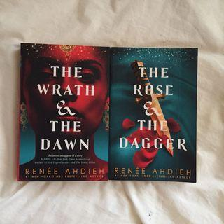 The Wrath and the Dawn, The Rose and the Dagger Renée Ahdieh